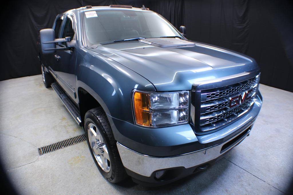 2014 GMC SIERRA 2500 SLE 4X4 CREW CAB for sale in Garrettsville, Ohio