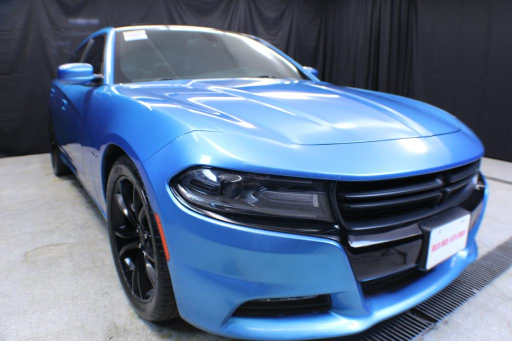 2015 DODGE CHARGER R/T for sale in Garrettsville, Ohio