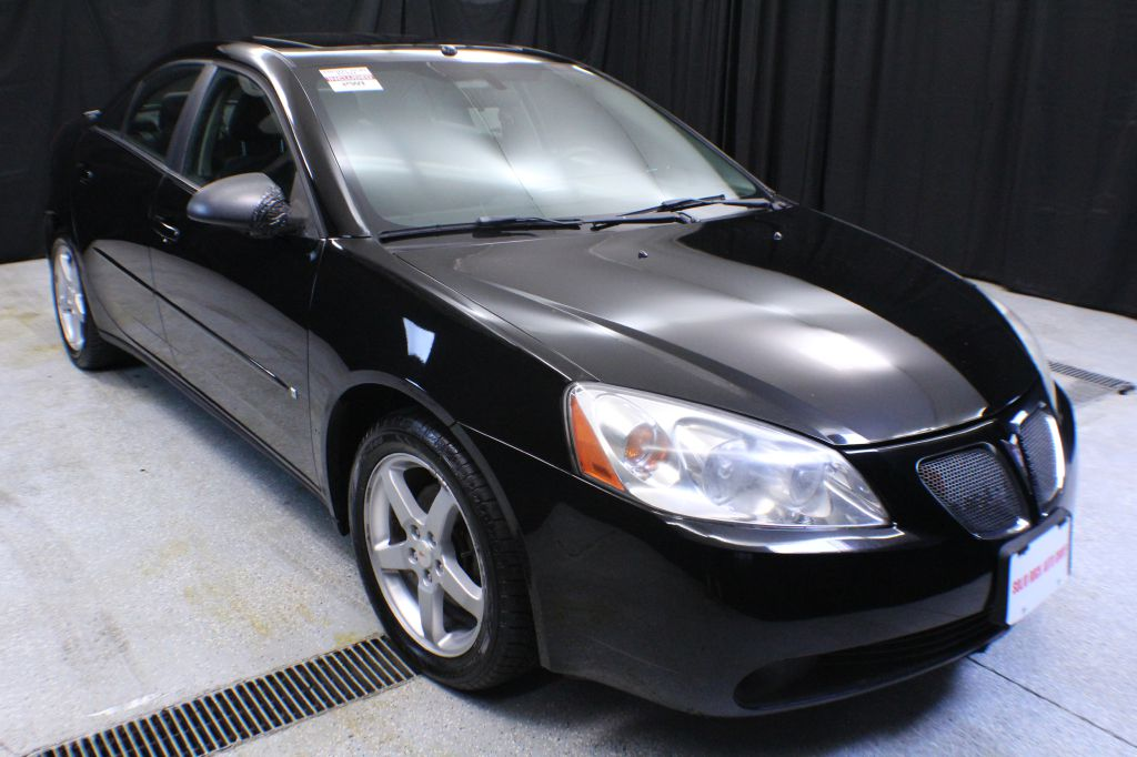 2006 PONTIAC G6 SE1 for sale in Garrettsville, Ohio