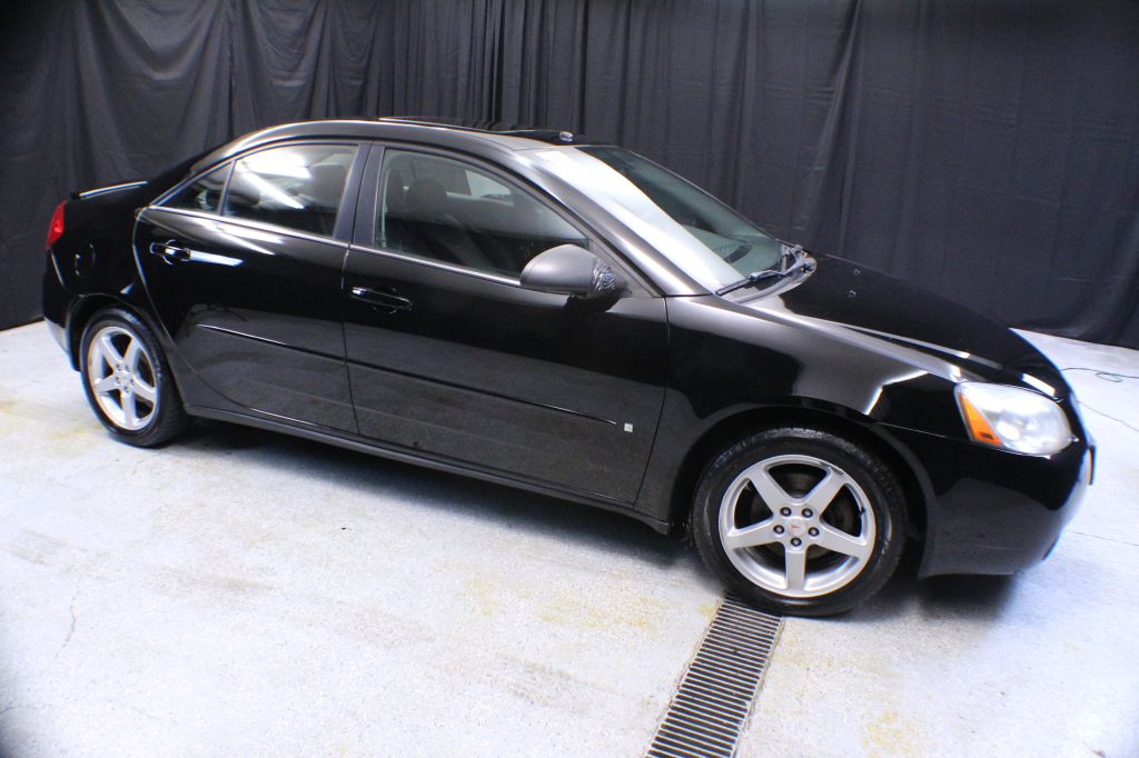 2006 PONTIAC G6 SE1 for sale at Solid Rock Auto Group
