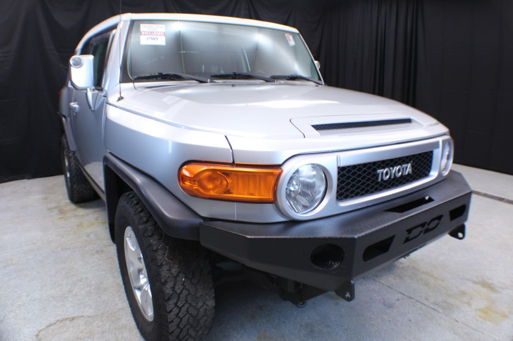 2007 TOYOTA FJ CRUISER  for sale in Garrettsville, Ohio