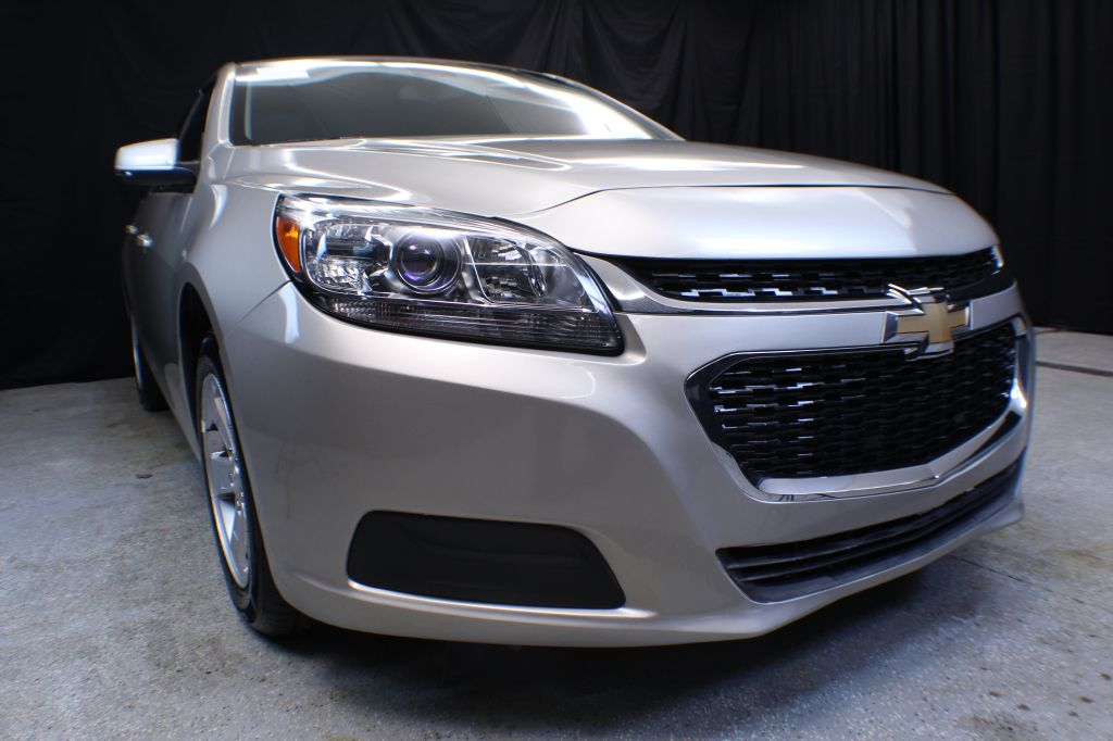 2016 CHEVROLET MALIBU LIMITED for sale at Solid Rock Auto Group