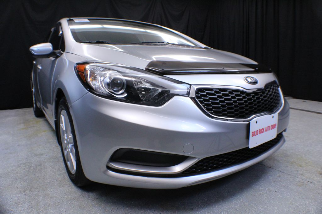 2014 KIA FORTE for sale at Solid Rock Auto Group