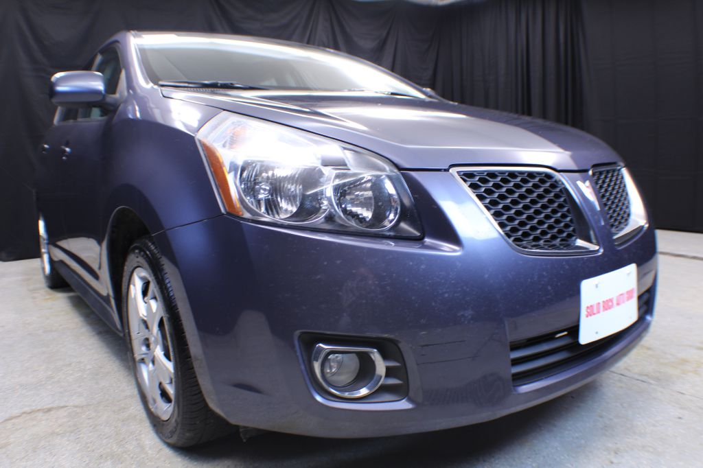 2010 PONTIAC VIBE for sale at Solid Rock Auto Group