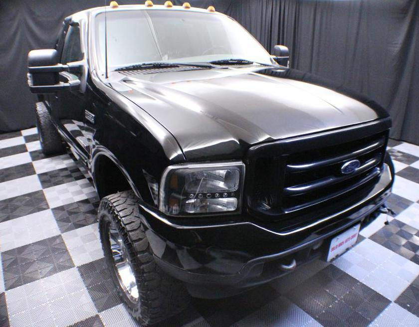 2002 FORD F250 SUPER DUTY for sale at Solid Rock Auto Group