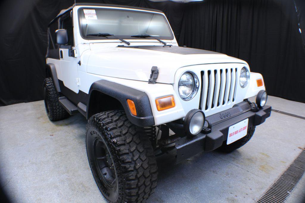 2006 JEEP WRANGLER / TJ UNLIMITED for sale in Garrettsville, Ohio