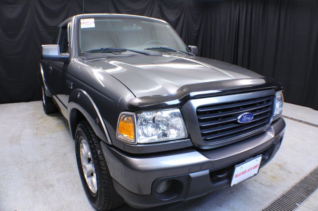 2008 FORD RANGER SUPER CAB for sale in Garrettsville, Ohio