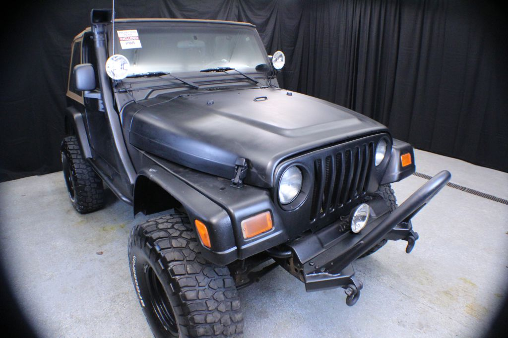 2005 JEEP WRANGLER X for sale in Garrettsville, Ohio