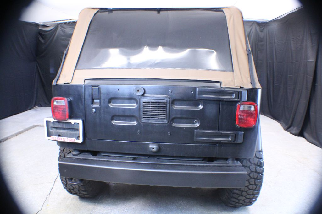 2005 JEEP WRANGLER X for sale at Solid Rock Auto Group