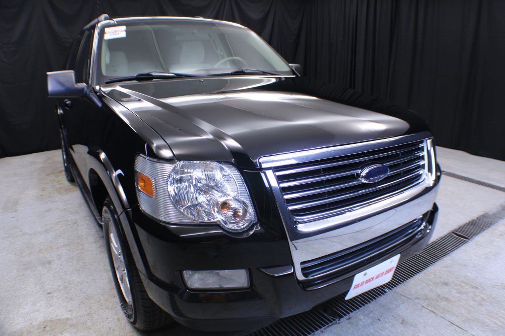 2010 FORD EXPLORER XLT for sale at Solid Rock Auto Group