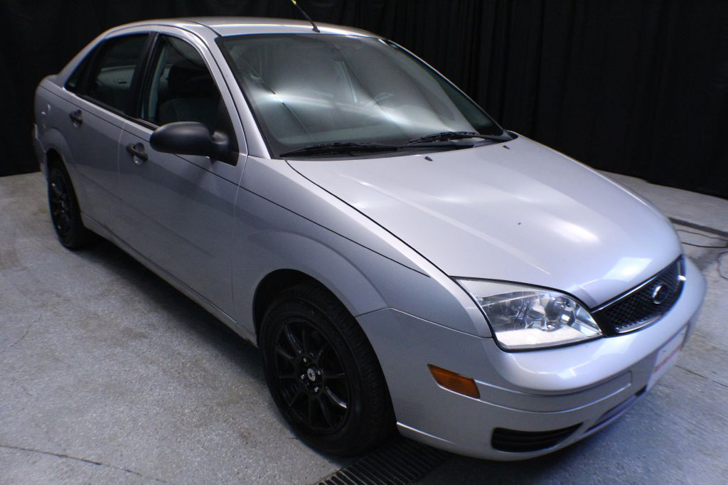2005 FORD FOCUS ZX4 for sale at Solid Rock Auto Group