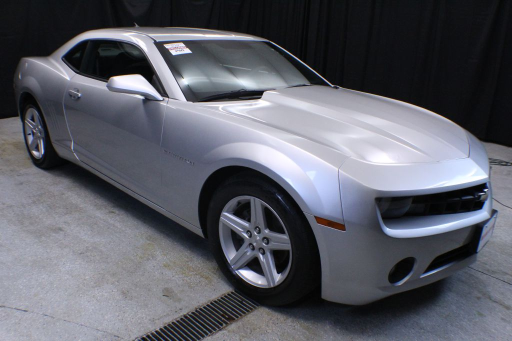 2011 CHEVROLET CAMARO LT for sale in Garrettsville, Ohio