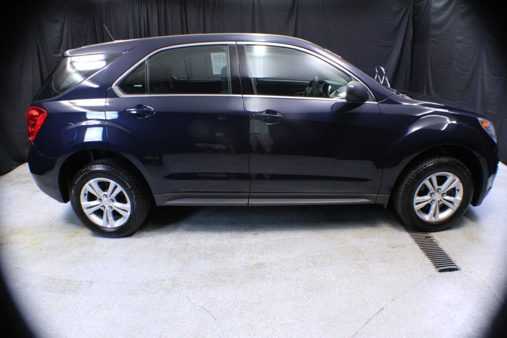 2015 CHEVROLET EQUINOX LS for sale at Solid Rock Auto Group