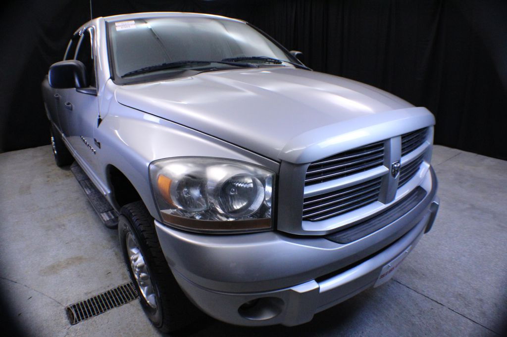 2006 DODGE RAM 2500 ST for sale in Garrettsville, Ohio