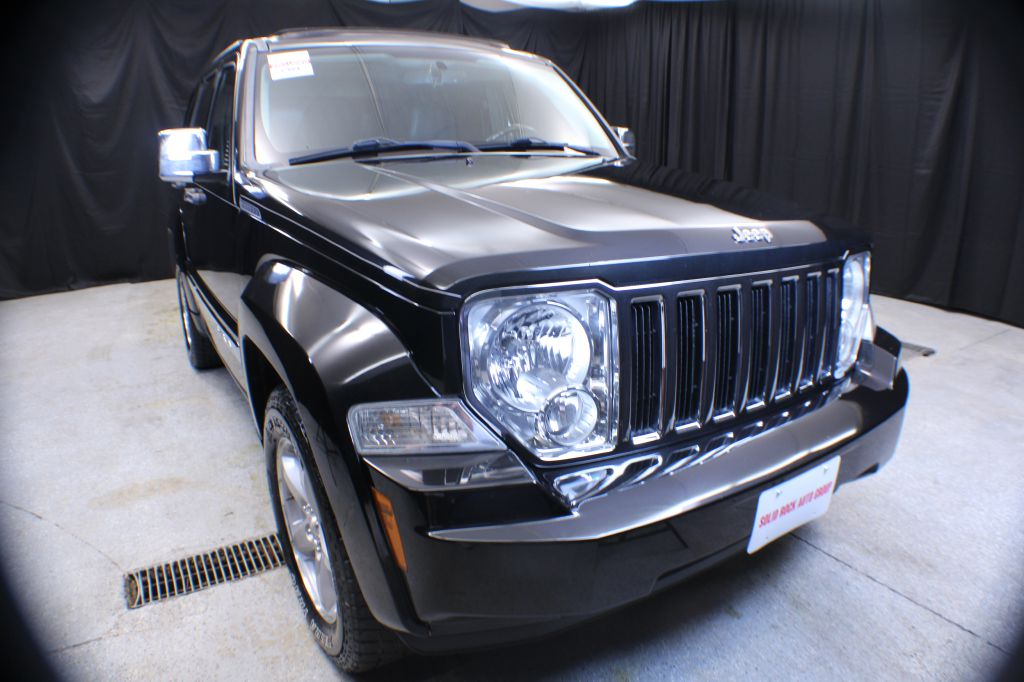 2009 JEEP LIBERTY LIMITED for sale in Garrettsville, Ohio