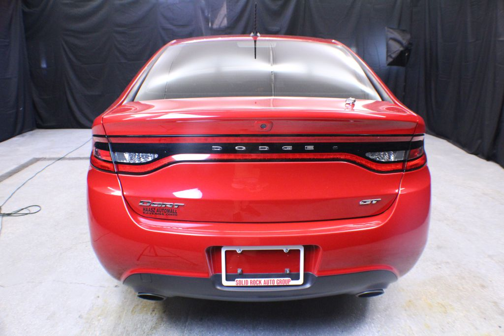 2015 DODGE DART GT for sale at Solid Rock Auto Group