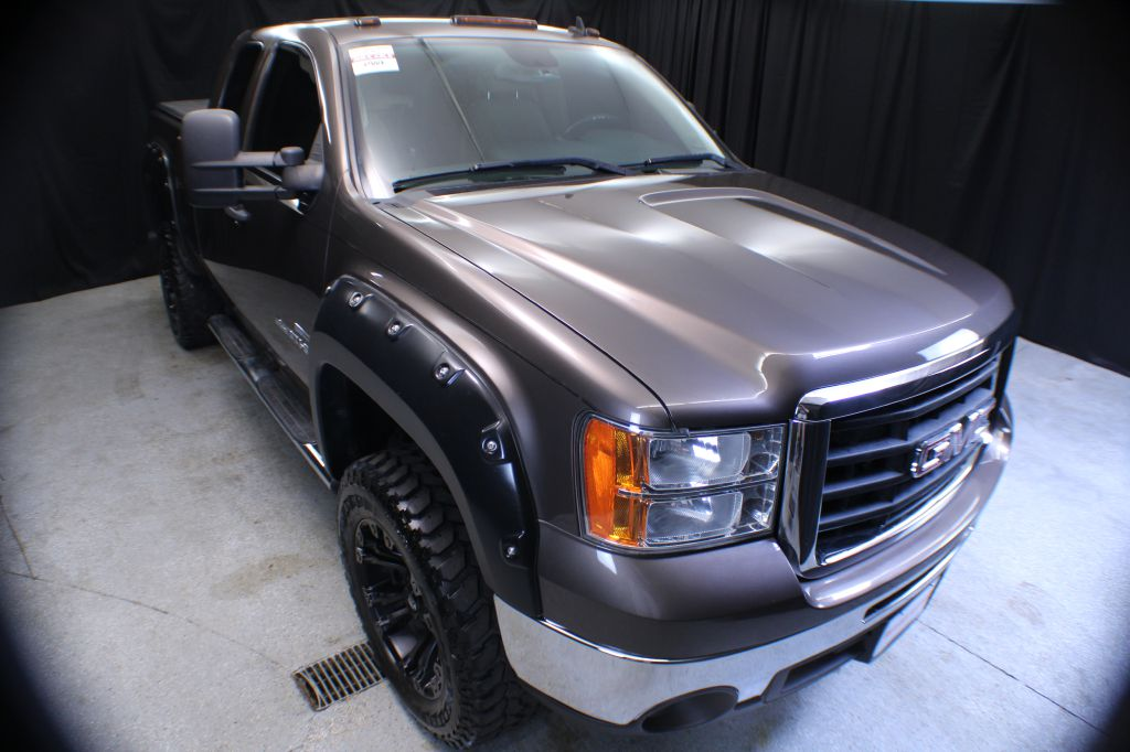 2007 GMC SIERRA for sale at Solid Rock Auto Group