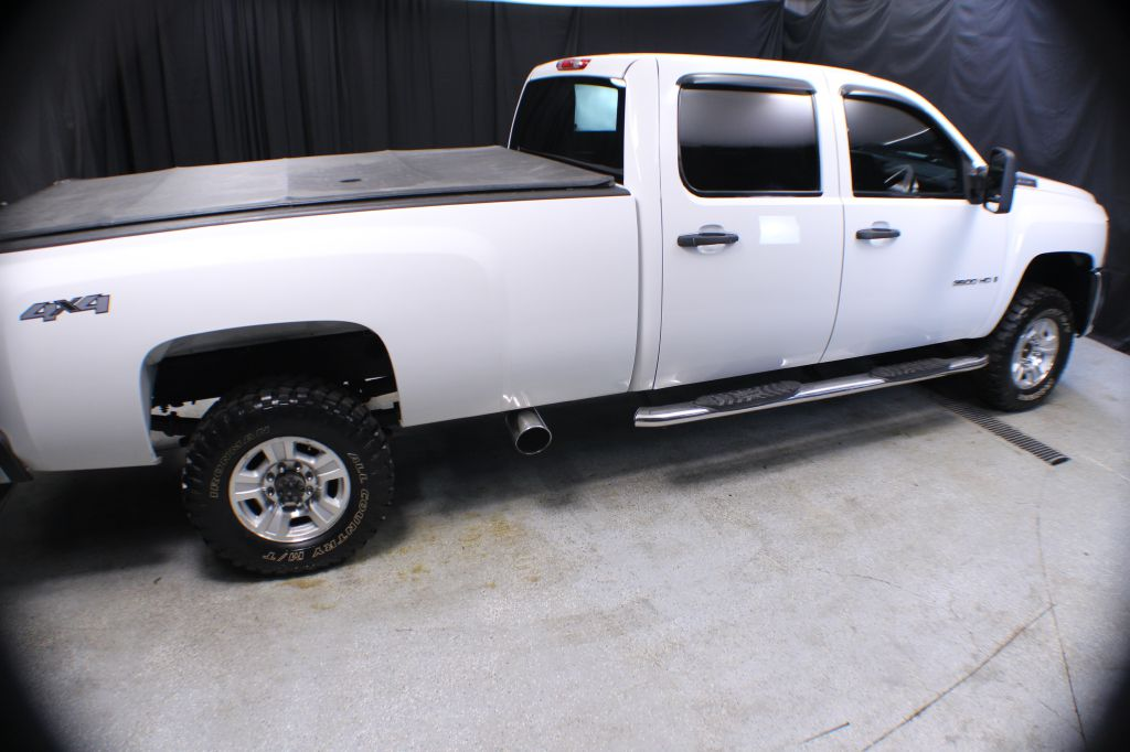 2009 CHEVROLET SILVERADO 3500  LT for sale at Solid Rock Auto Group