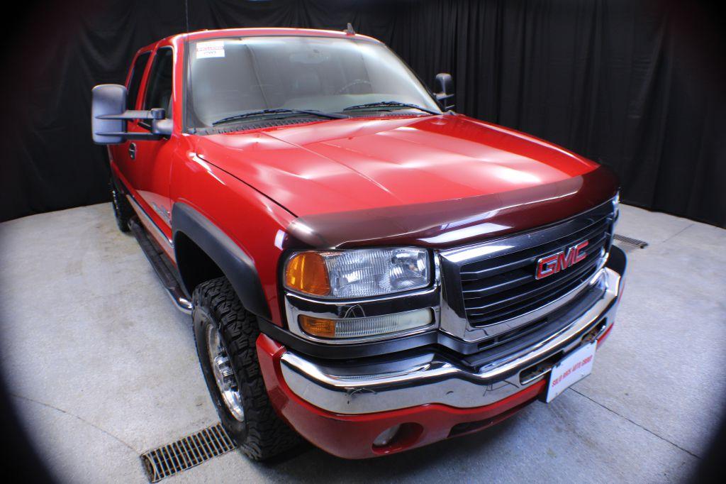 2006 GMC SIERRA 2500 HEAVY DUTY for sale in Garrettsville, Ohio