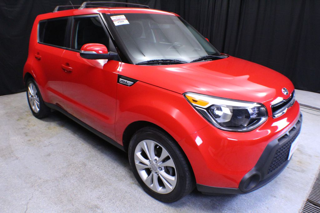 2014 KIA SOUL for sale at Solid Rock Auto Group