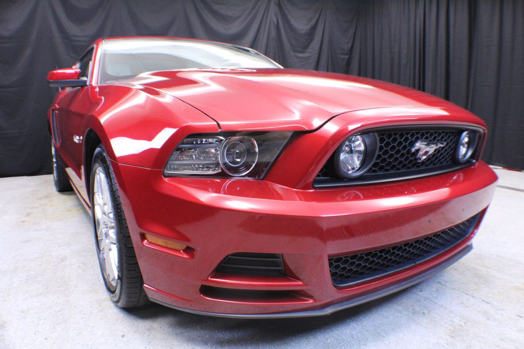 2013 FORD MUSTANG GT for sale in Garrettsville, Ohio