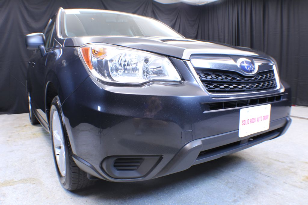 2016 SUBARU FORESTER 2.5I for sale in Garrettsville, Ohio