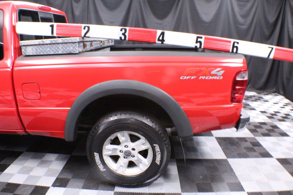 2005 FORD RANGER SUPER CAB for sale at Solid Rock Auto Group
