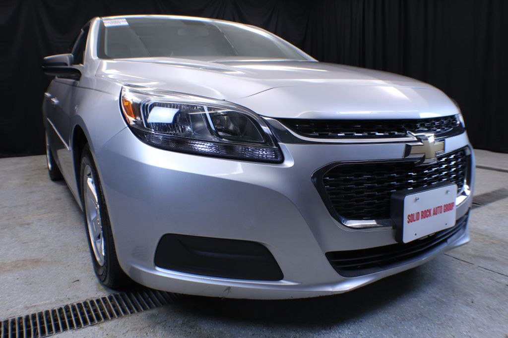 2015 CHEVROLET MALIBU LS for sale in Garrettsville, Ohio