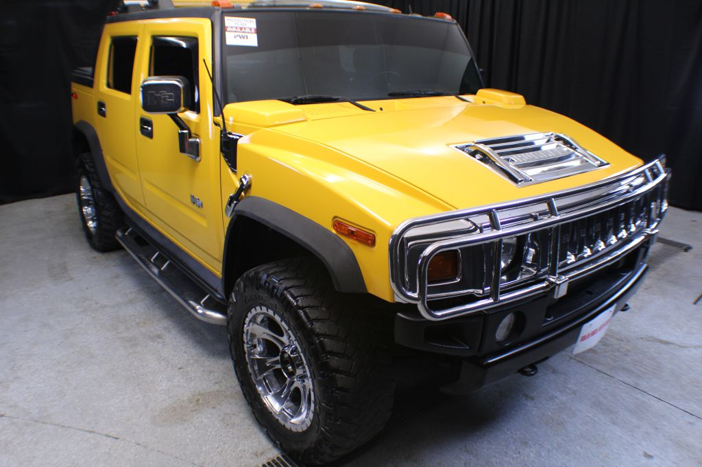 2005 HUMMER H2 SUT for sale at Solid Rock Auto Group