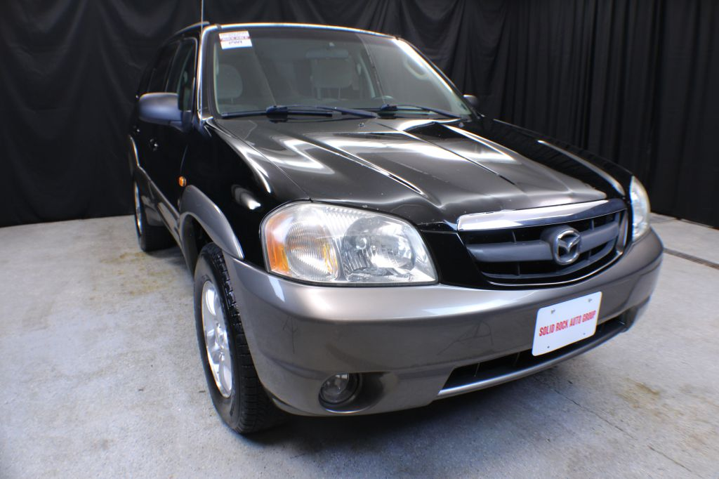 2003 MAZDA TRIBUTE for sale at Solid Rock Auto Group