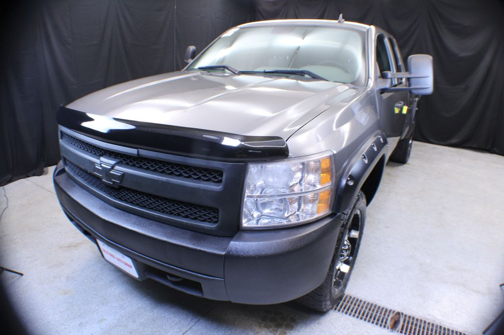 2007 CHEVROLET SILVERADO 1500 4X4 EXT CA for sale at Solid Rock Auto Group