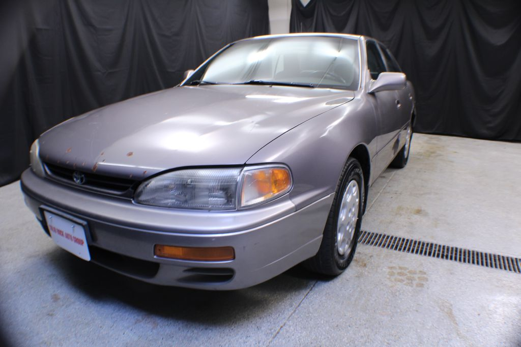 1995 TOYOTA CAMRY  for sale at Solid Rock Auto Group