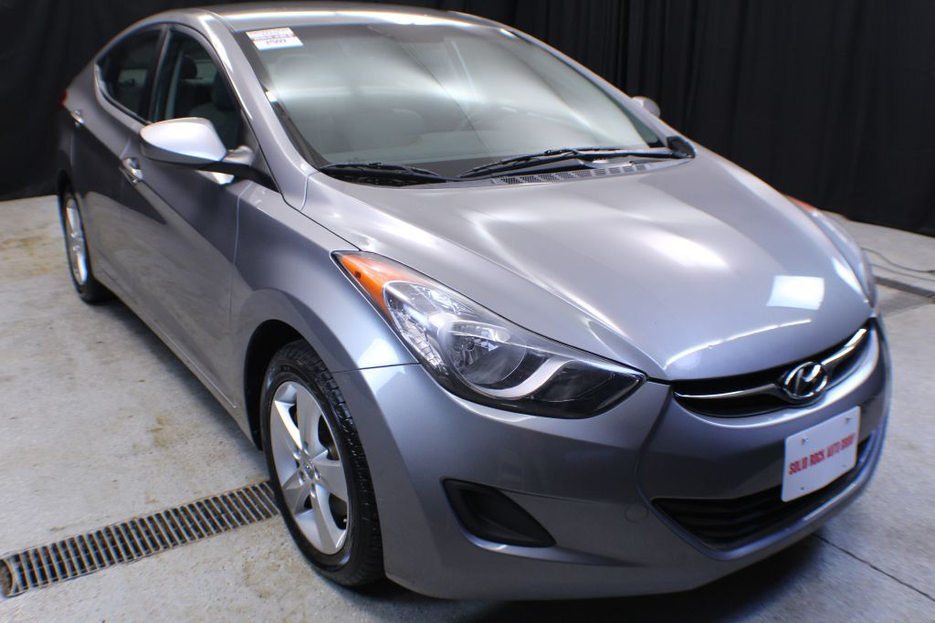 2011 HYUNDAI ELANTRA GLS for sale in Garrettsville, Ohio