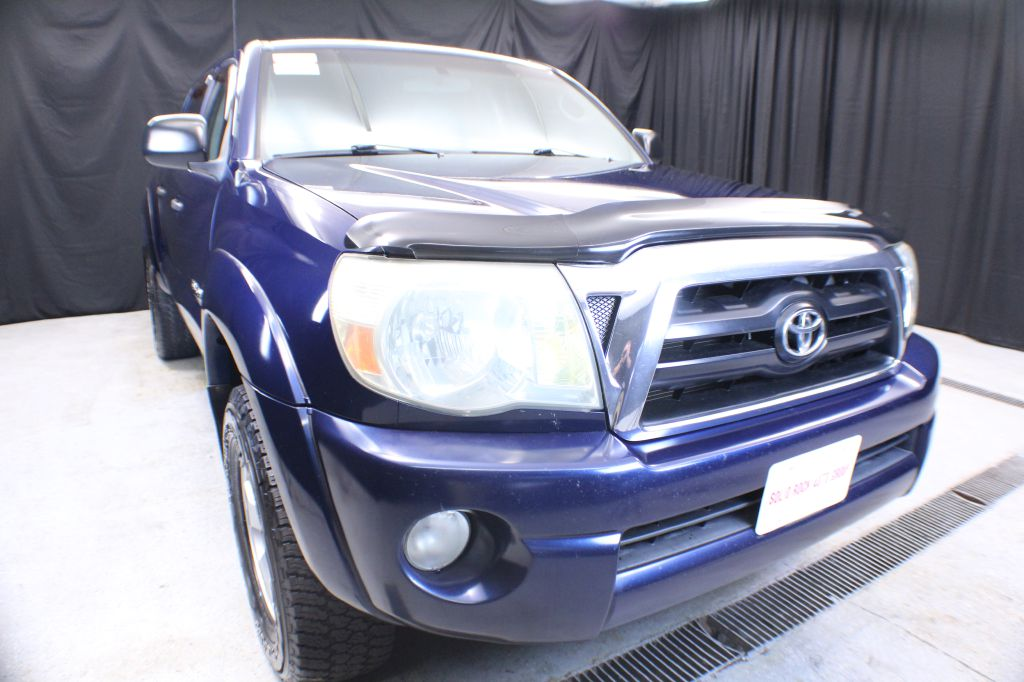 2006 TOYOTA TACOMA DOUBLE CAB for sale at Solid Rock Auto Group