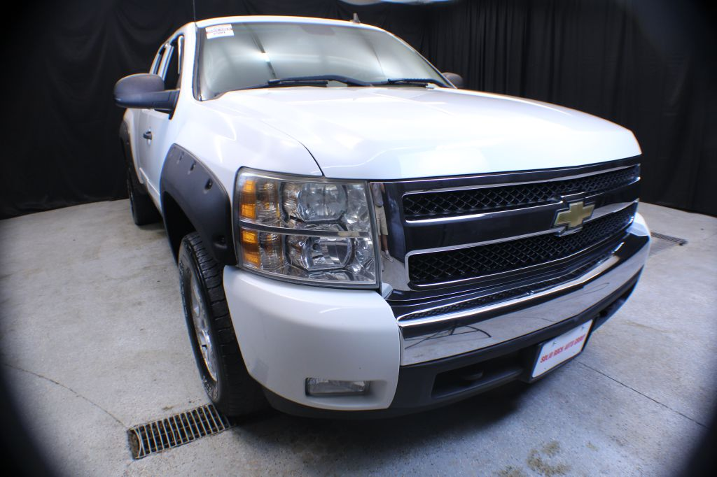 2007 CHEVROLET SILVERADO 1500 for sale at Solid Rock Auto Group