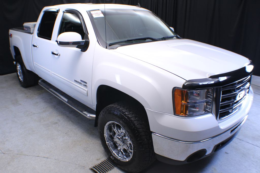 2010 GMC SIERRA for sale at Solid Rock Auto Group