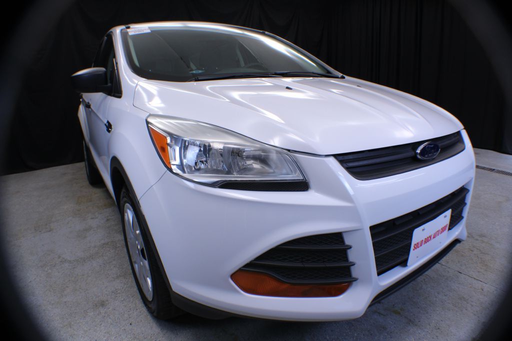 2013 FORD ESCAPE S for sale at Solid Rock Auto Group