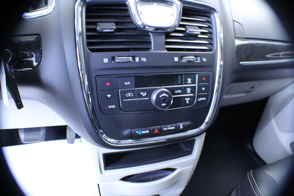 2014 CHRYSLER TOWN & COUNTRY TOURING for sale at Solid Rock Auto Group