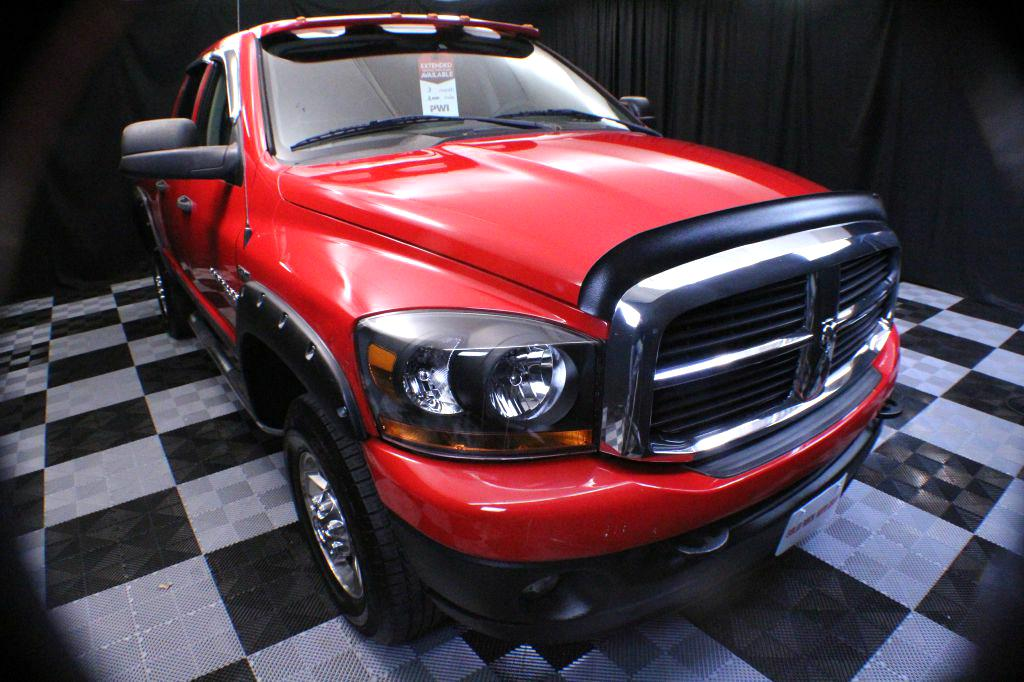 2006 DODGE RAM 2500 for sale at Solid Rock Auto Group