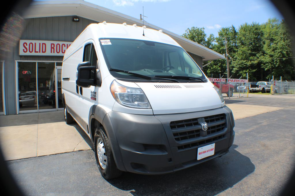 2017 RAM PROMASTER 2500 for sale at Solid Rock Auto Group