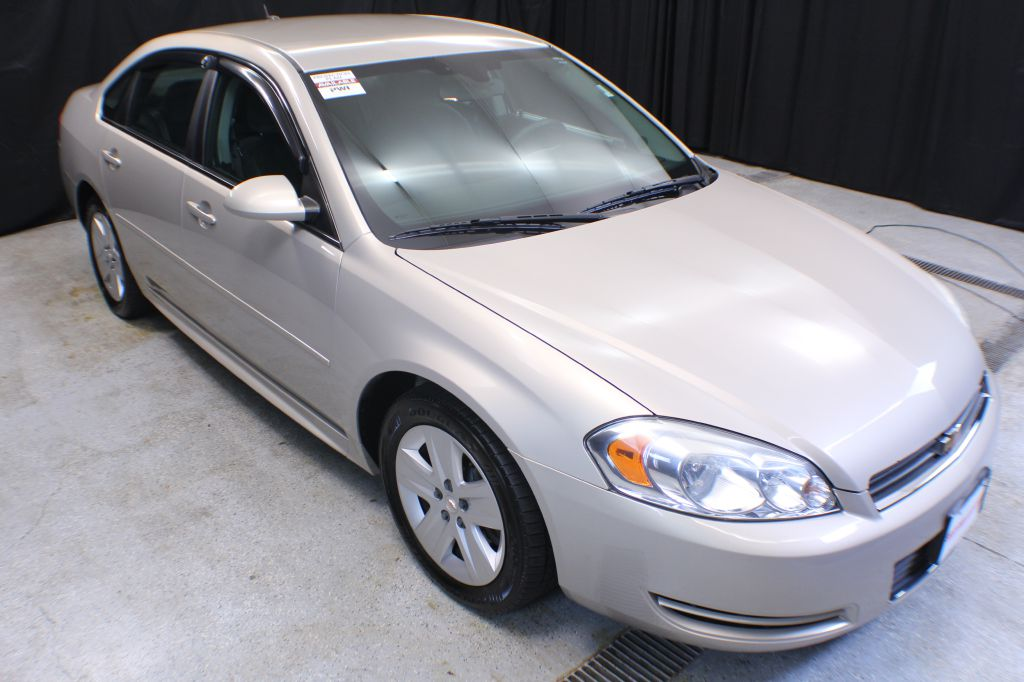 2010 CHEVROLET IMPALA for sale at Solid Rock Auto Group