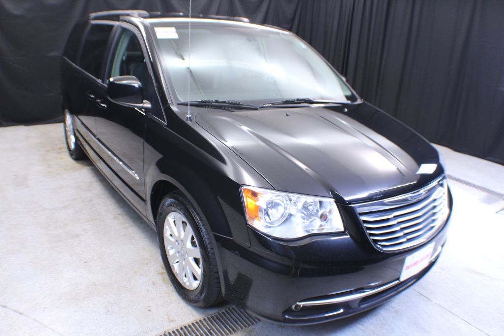 2013 CHRYSLER TOWN & COUNTRY for sale at Solid Rock Auto Group