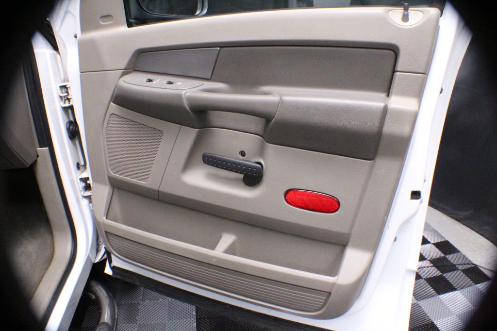2008 DODGE RAM 2500 ST for sale at Solid Rock Auto Group
