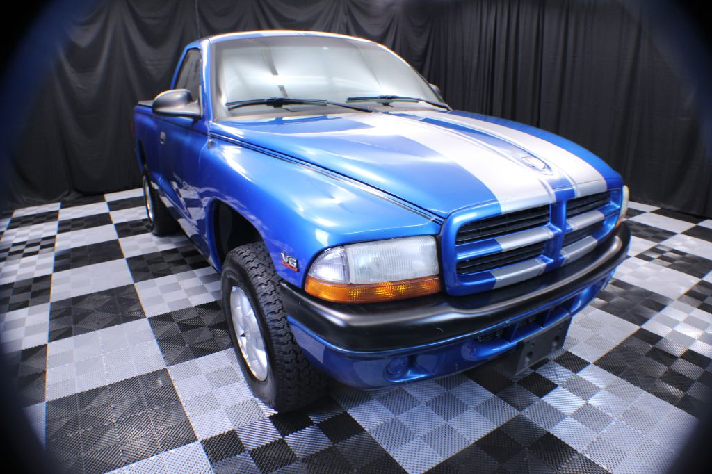 1999 DODGE DAKOTA REG CAB SPORT for sale at Solid Rock Auto Group