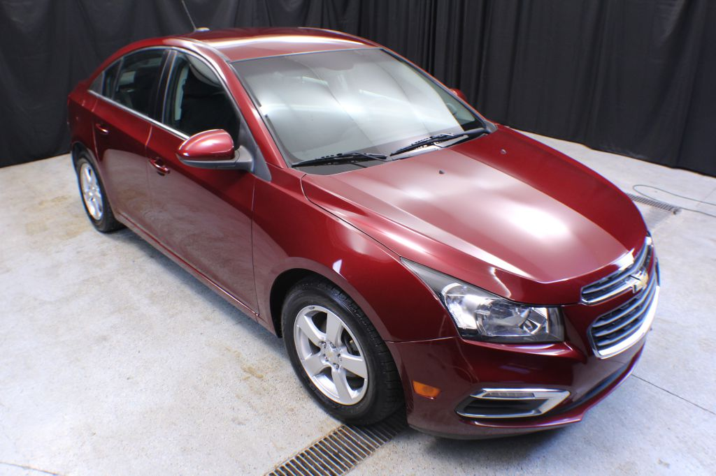 2015 CHEVROLET CRUZE for sale at Solid Rock Auto Group