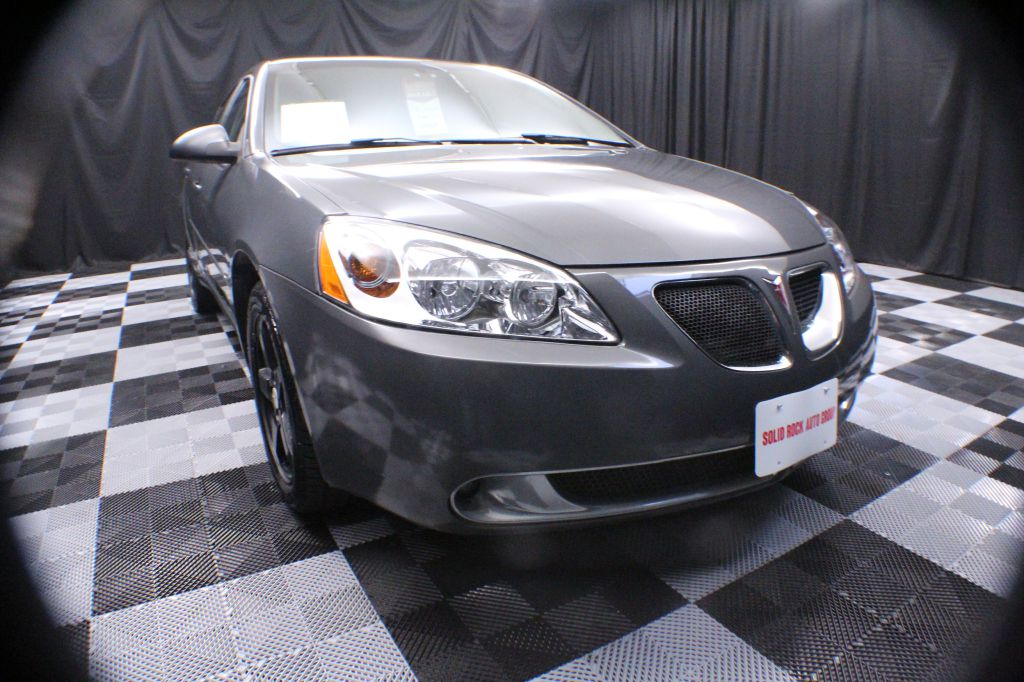 2007 PONTIAC G6 BASE for sale at Solid Rock Auto Group