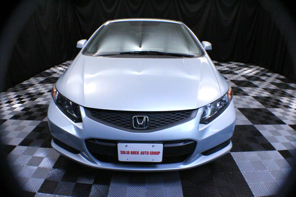 2012 HONDA CIVIC LX for sale at Solid Rock Auto Group