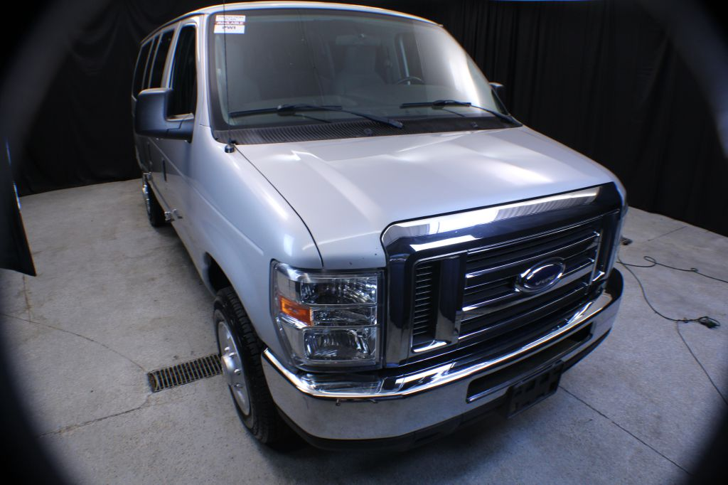 2009 FORD ECONOLINE for sale at Solid Rock Auto Group