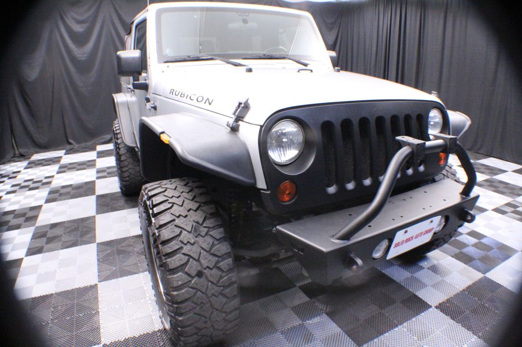 2011 JEEP WRANGLER for sale at Solid Rock Auto Group