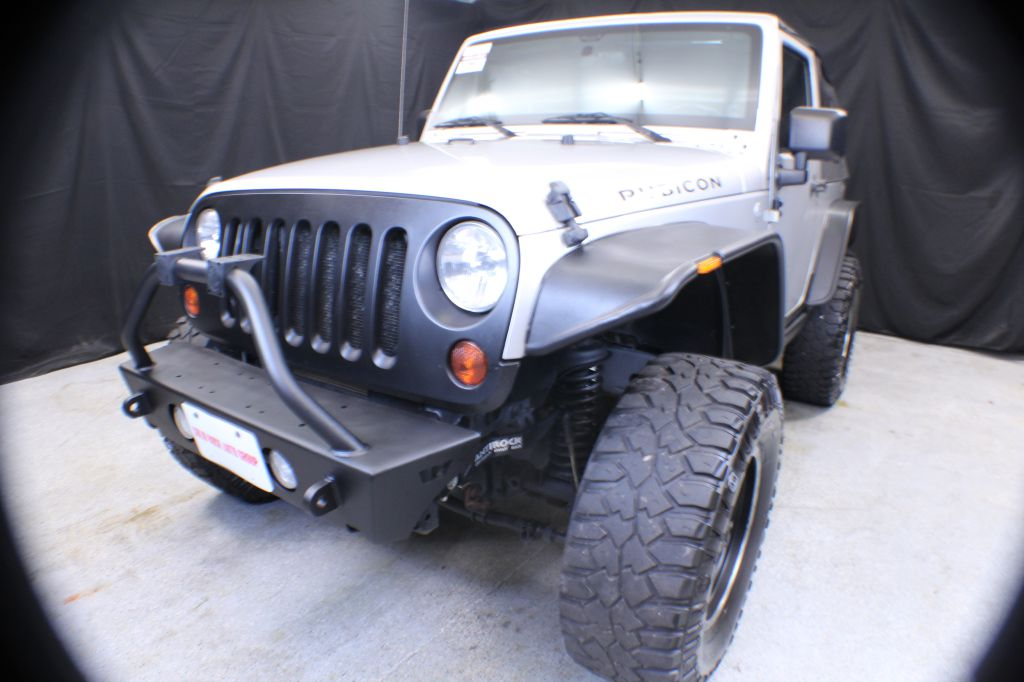 2011 JEEP WRANGLER RUBICON for sale at Solid Rock Auto Group